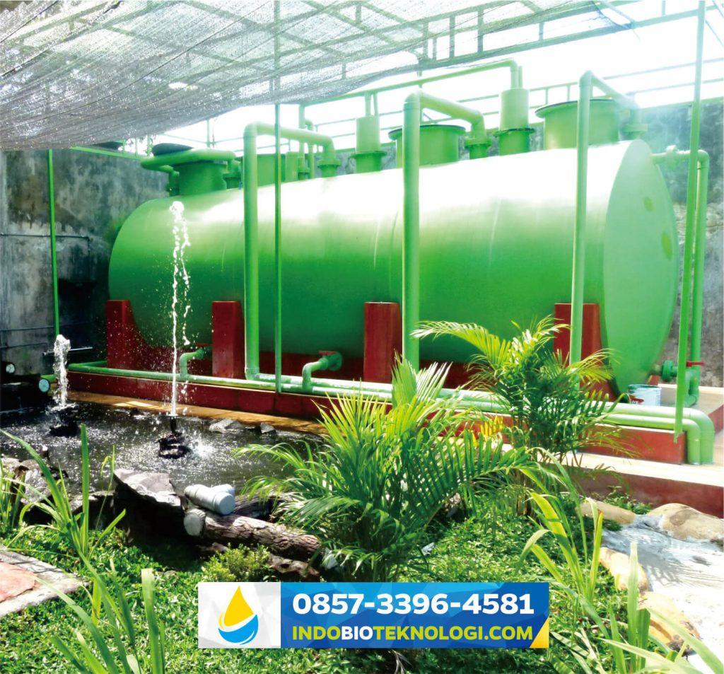kontraktor ipal surabaya, jasa pengolahan air limbah rumah sakit